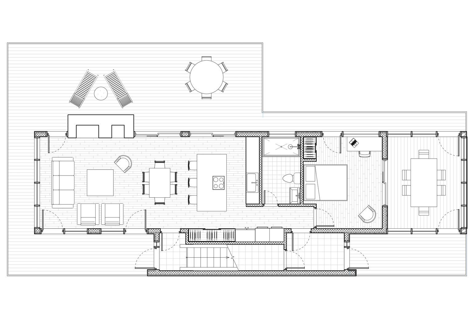 GULLIVER INDIVIDUAL, 2 этажа (10)