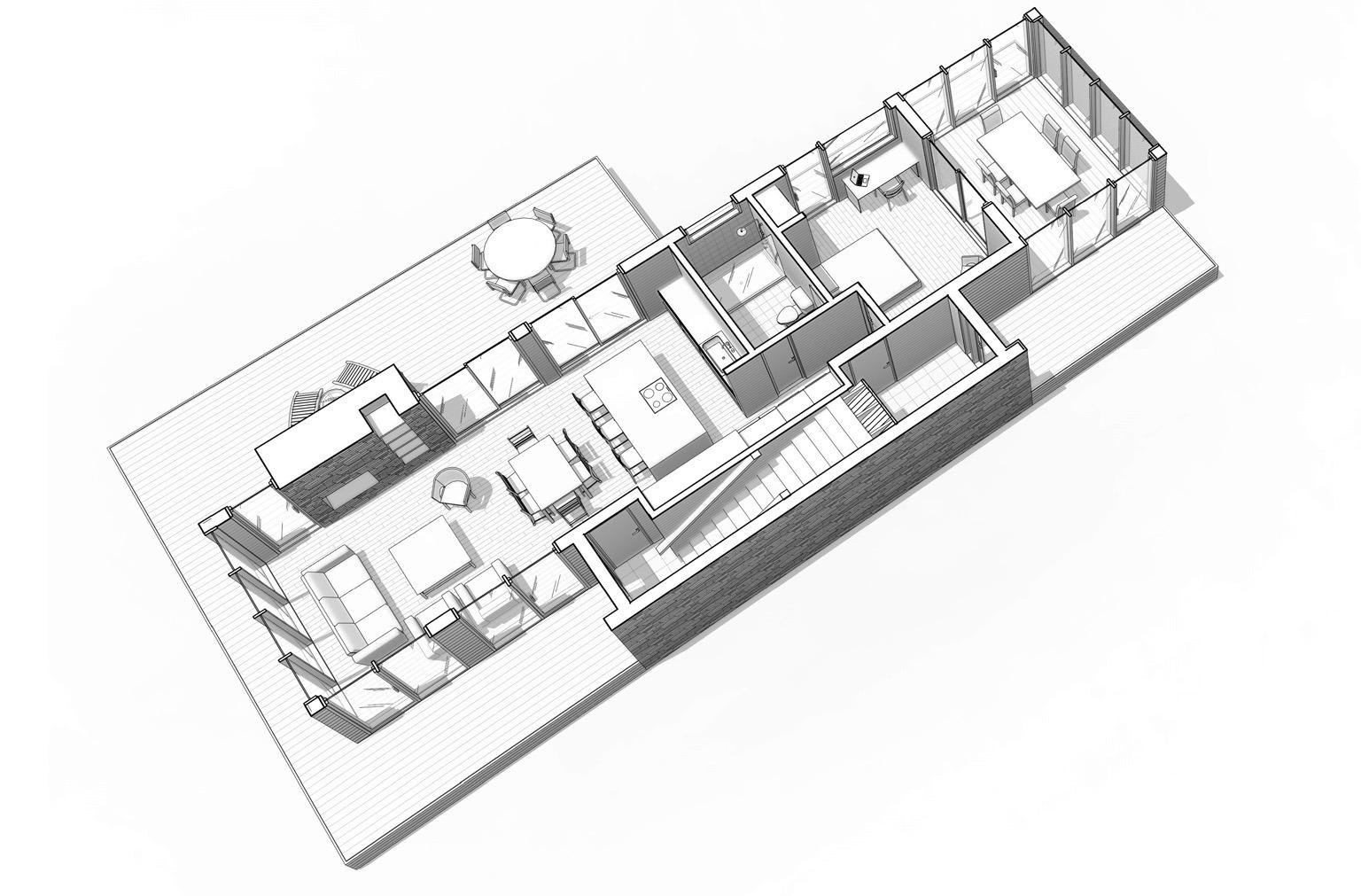 GULLIVER INDIVIDUAL, 2 этажа (12)