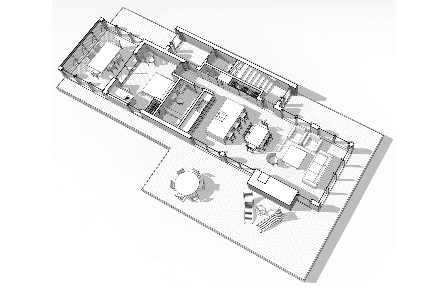 GULLIVER INDIVIDUAL, 2 этажа (14)