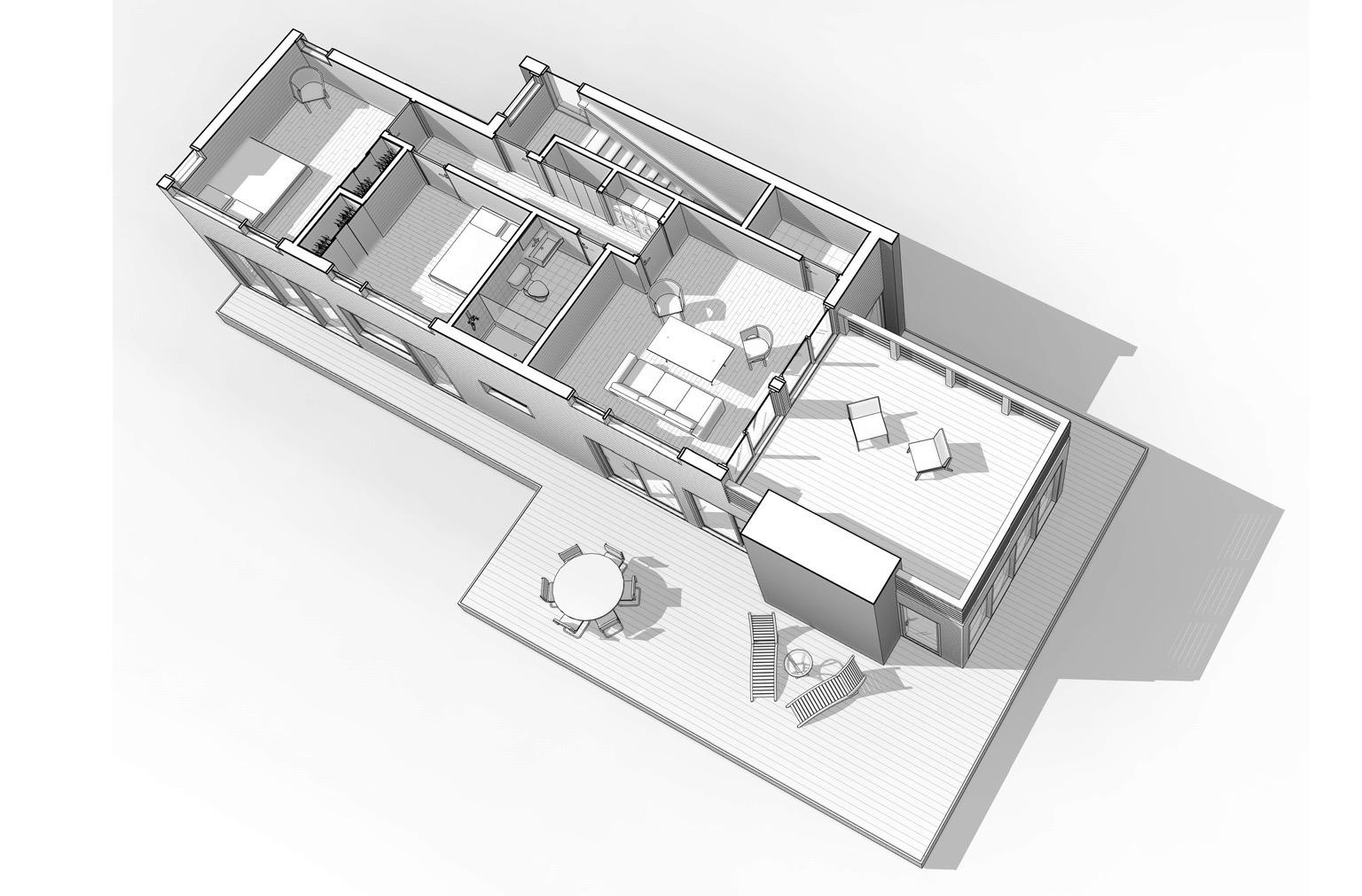 GULLIVER INDIVIDUAL, 2 этажа (15)